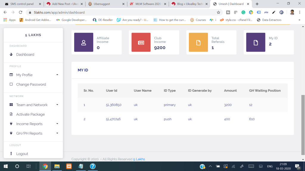 Helping plan software multi level marketing mlm plan software development